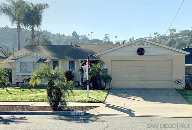 1141 Buckskin Rd., El Cajon, CA 92019 (#200003864) :: The Bashe Team