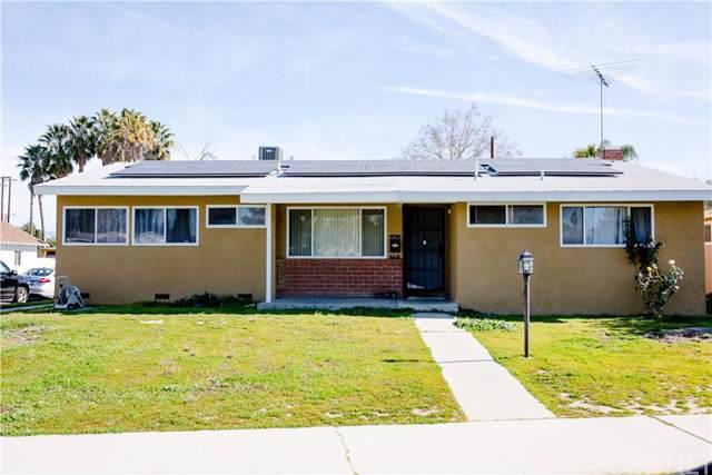 8628 Jumilla Avenue, Winnetka, CA 91306 (#SR20016521) :: Faye Bashar & Associates