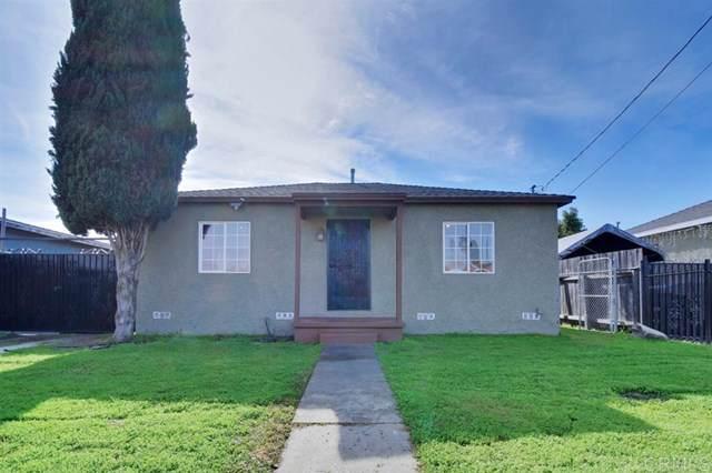 834 W W Brazil St, Compton, CA 90220 (#200003814) :: The Bashe Team