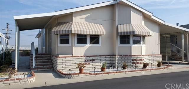 1065 W Lomita Boulevard W #164, Harbor City, CA 90710 (#SB20016755) :: Crudo & Associates