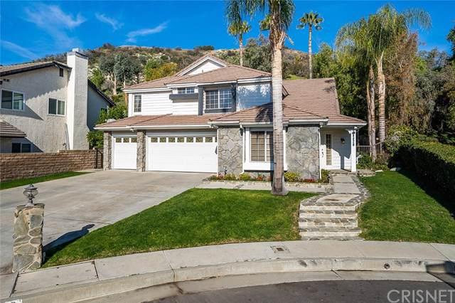 8029 Masefield Court, West Hills, CA 91304 (#SR20015863) :: Faye Bashar & Associates