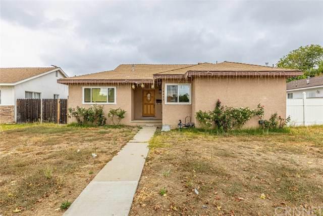 10443 Woodley Avenue, Granada Hills, CA 91344 (#SR20013670) :: Fred Sed Group
