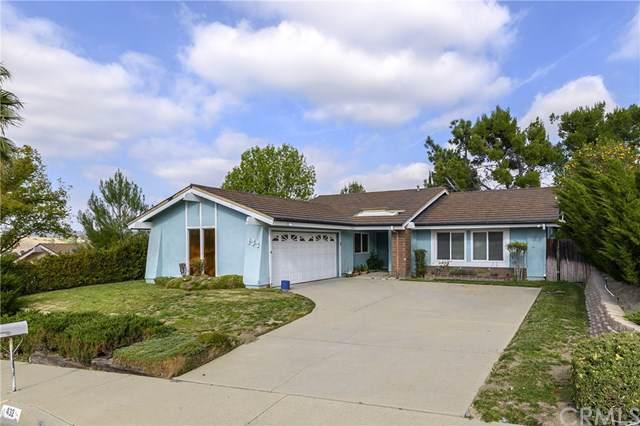 432 N Rock River Drive, Diamond Bar, CA 91765 (#OC20015874) :: The Miller Group
