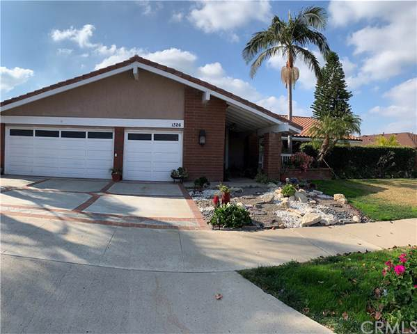 1326 N Cabrillo Street, Orange, CA 92869 (#PW20015996) :: Cal American Realty
