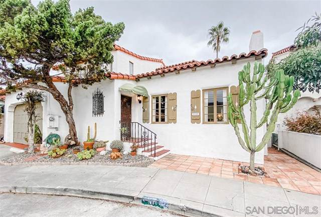 3529 Dove Ct, San Diego, CA 92103 (#200003885) :: Crudo & Associates