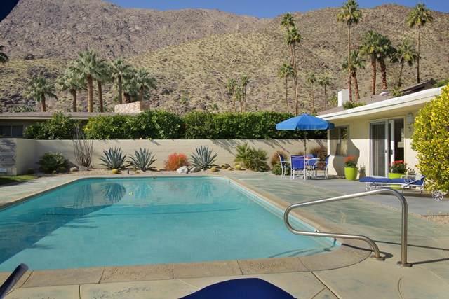 221 Patencio Road #5, Palm Springs, CA 92262 (#219037494DA) :: RE/MAX Innovations -The Wilson Group