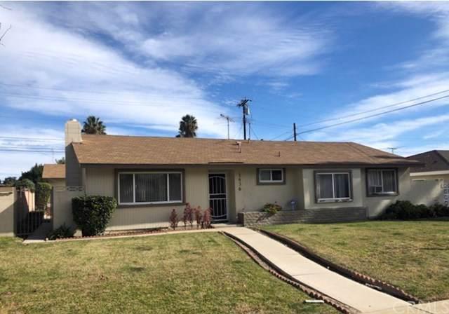 1436 Cordova Street, Pomona, CA 91767 (#CV20016923) :: The Miller Group