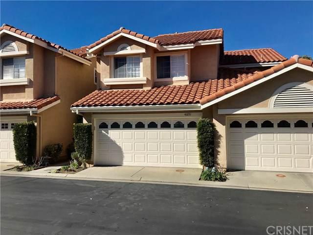 4891 Santo Drive, Oak Park, CA 91377 (#SR20016886) :: RE/MAX Parkside Real Estate
