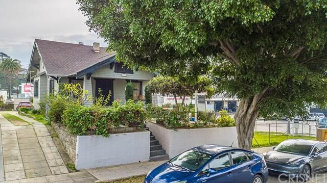 1118 N Hoover Street, Los Angeles (City), CA 90029 (#SR20016778) :: The Parsons Team