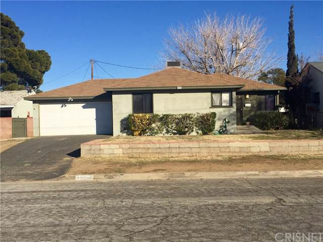 38648 Jacklin Avenue, Palmdale, CA 93550 (#SR20016887) :: Twiss Realty