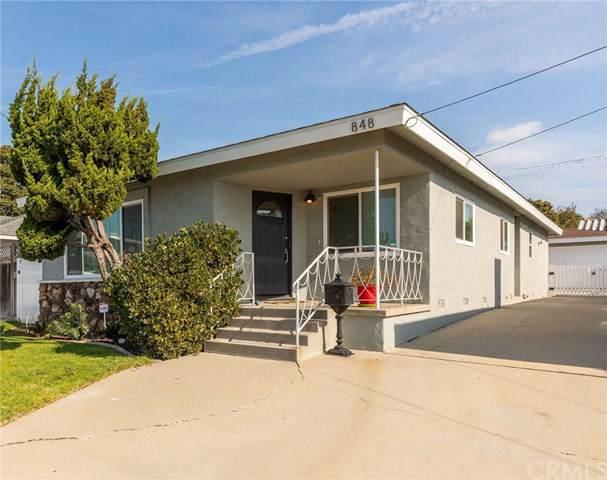 848 Pepper Street, El Segundo, CA 90245 (#SB20014006) :: The Miller Group