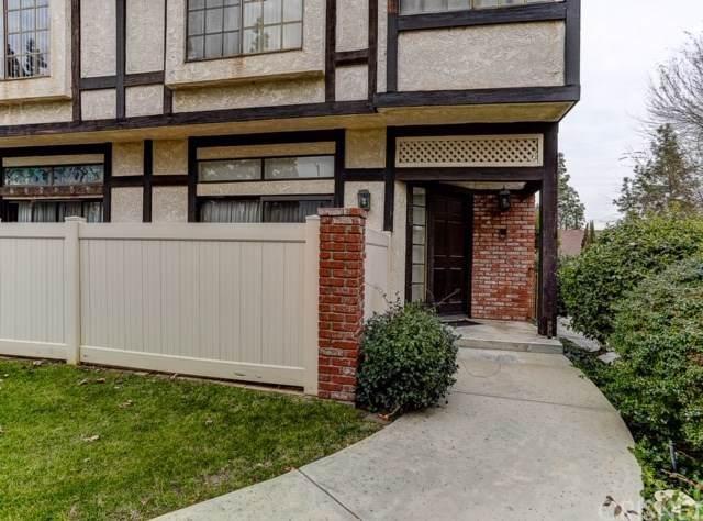 20737 Roscoe Boulevard #505, Winnetka, CA 91306 (#SR20015771) :: Twiss Realty