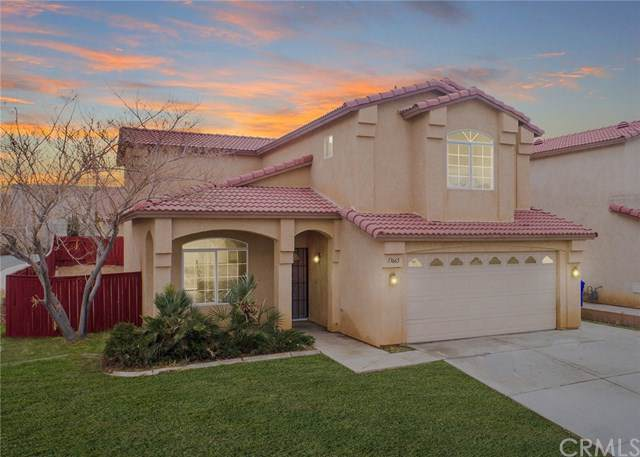 13665 Glenhaven Way, Victorville, CA 92392 (#TR20016858) :: The Bashe Team