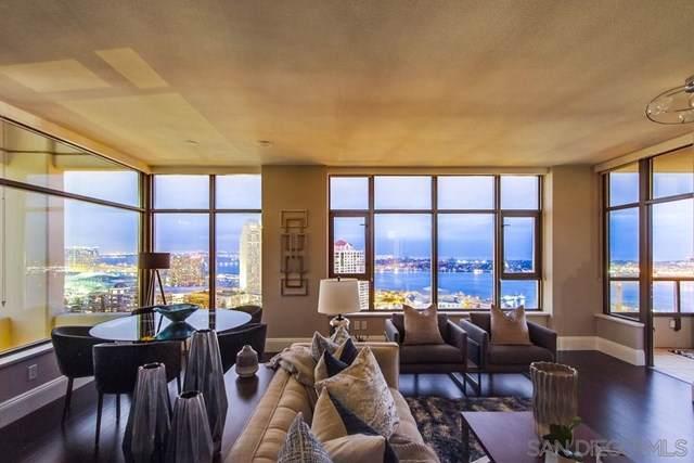 700 W E St #2906, San Diego, CA 92101 (#200003910) :: Provident Real Estate