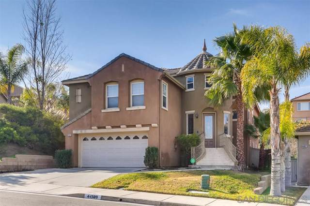44509 Penbrook Lane, Temecula, CA 92592 (#200003895) :: eXp Realty of California Inc.