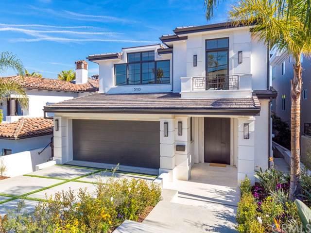 510 N Dianthus, Manhattan Beach, CA 90266 (#SB20015024) :: The Miller Group
