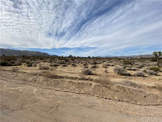 0 Juniper Road, Joshua Tree, CA 92252 (#JT20016948) :: Allison James Estates and Homes