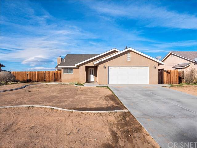 20137 84th Street, California City, CA 93505 (#SR20016902) :: Twiss Realty