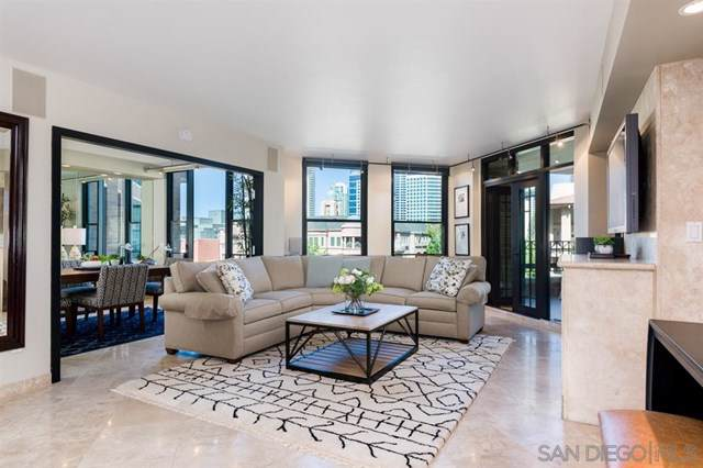 500 W Harbor Drive #513, San Diego, CA 92101 (#200003936) :: Provident Real Estate