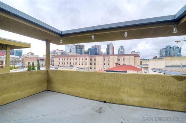 988 G St #32, San Diego, CA 92101 (#200003942) :: Provident Real Estate