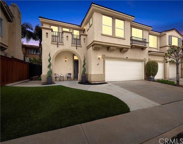 46 Milagro, Rancho Santa Margarita, CA 92688 (#OC20016767) :: Legacy 15 Real Estate Brokers