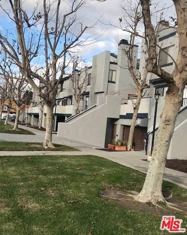 803 E Victoria Street #102, Carson, CA 90746 (#20547120) :: Team Tami