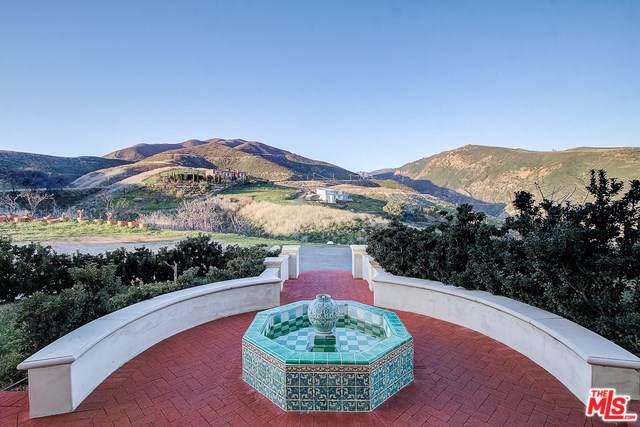 5620 Villa Mar Place, Malibu, CA 90265 (#20544426) :: Allison James Estates and Homes