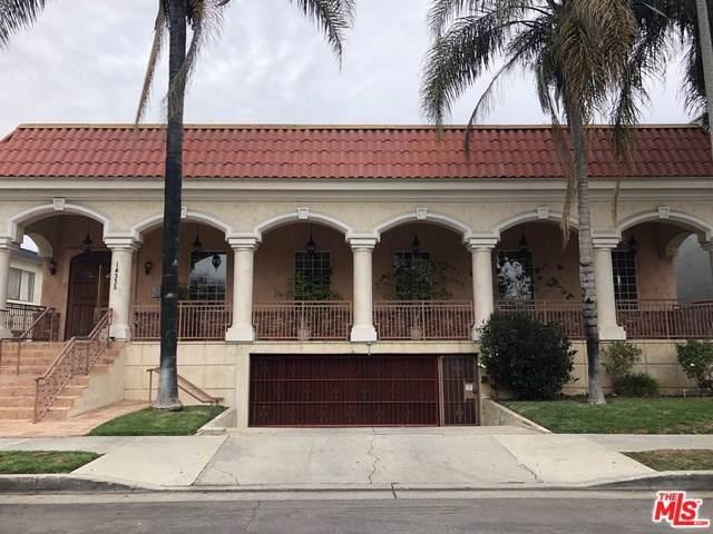 14335 Huston Street #113, Sherman Oaks, CA 91423 (#20547166) :: The Najar Group
