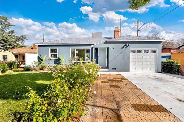 914 N Lincoln Street, Burbank, CA 91506 (#WS20016381) :: RE/MAX Masters