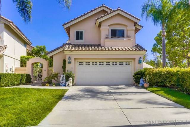 2964 Wintergreen Dr, Carlsbad, CA 92008 (#200003960) :: Sperry Residential Group