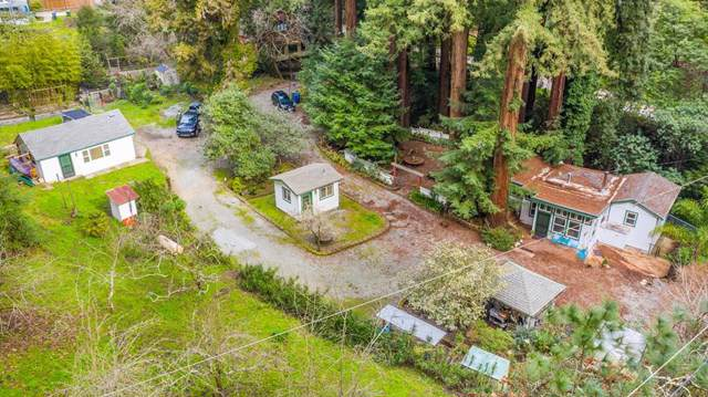 1420 Glen Canyon Road, Santa Cruz, CA 95060 (#ML81780131) :: Team Tami