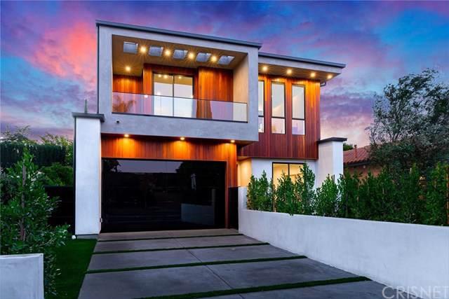 4631 Vesper Avenue, Sherman Oaks, CA 91403 (#SR20017112) :: The Najar Group