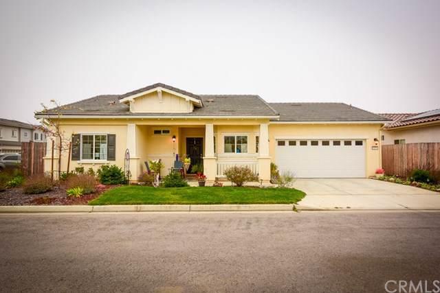 1479 W Hartford Way W, Santa Maria, CA 93458 (#PI20016010) :: Allison James Estates and Homes