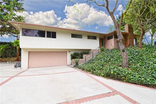 28730 Crestridge Road, Rancho Palos Verdes, CA 90275 (#PV20016256) :: The Miller Group