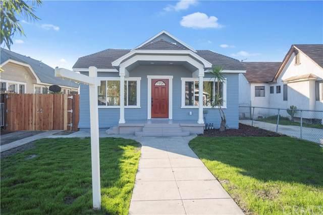 4105 Denker Avenue, Los Angeles (City), CA 90062 (#IV20008651) :: Sperry Residential Group