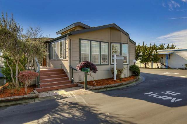 2395 Delaware Avenue #133, Santa Cruz, CA 95060 (#ML81780149) :: Rogers Realty Group/Berkshire Hathaway HomeServices California Properties