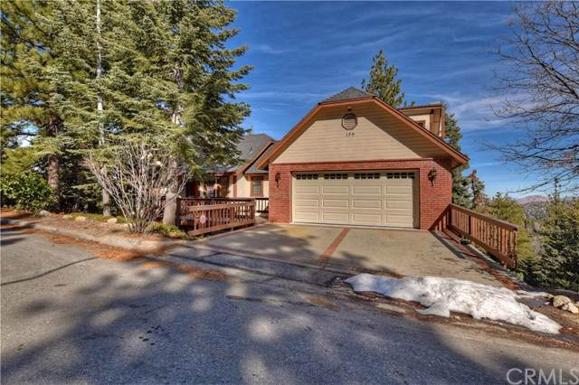 139 Cypress Drive, Lake Arrowhead, CA 92352 (#EV20017200) :: Rogers Realty Group/Berkshire Hathaway HomeServices California Properties