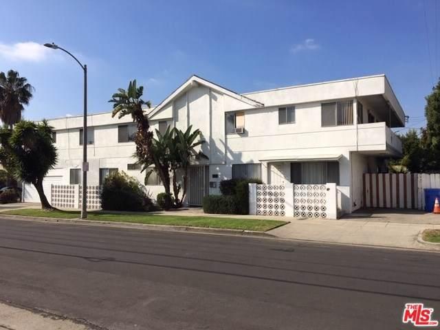 1481 Alvira Street, Los Angeles (City), CA 90035 (#20547258) :: RE/MAX Estate Properties