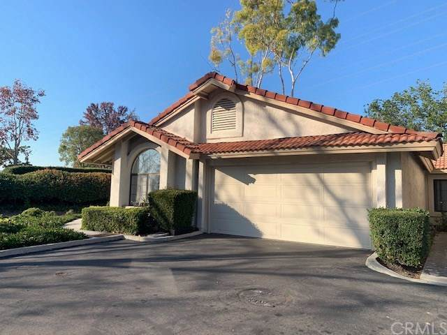 19 Clover Hill Lane #133, Laguna Hills, CA 92653 (#OC20016884) :: Fred Sed Group
