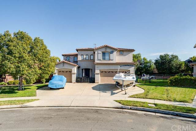 3183 Brunstane Circle, Corona, CA 92882 (#RS20017296) :: Rogers Realty Group/Berkshire Hathaway HomeServices California Properties