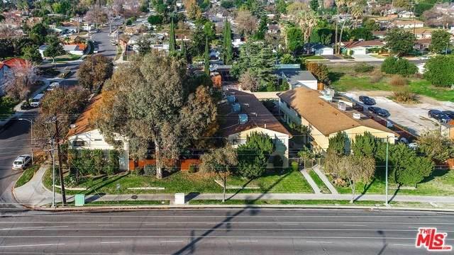 20537 Roscoe Boulevard, Winnetka, CA 91306 (#20547386) :: Twiss Realty