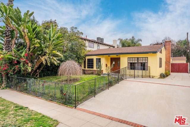 4150 Rhodes Avenue, Studio City, CA 91604 (#20547388) :: RE/MAX Estate Properties