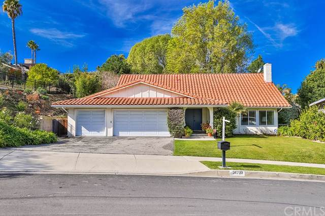 26723 Honey Creek Road, Rancho Palos Verdes, CA 90275 (#OC20014655) :: The Miller Group