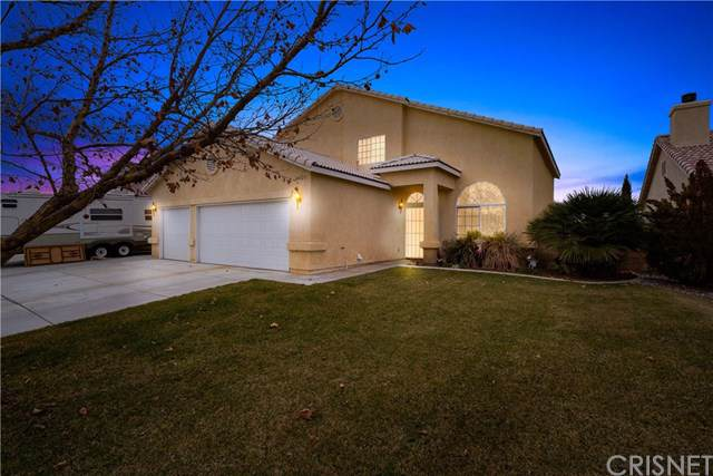 44123 Coral Drive, Lancaster, CA 93536 (#SR20013795) :: Powerhouse Real Estate