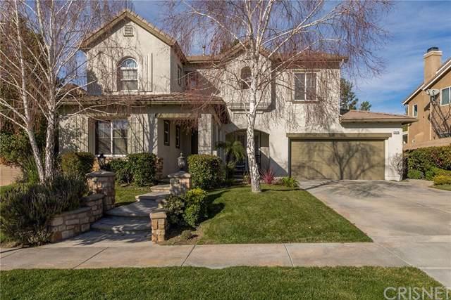 25319 Dove Lane, Stevenson Ranch, CA 91381 (#SR20016871) :: Rogers Realty Group/Berkshire Hathaway HomeServices California Properties