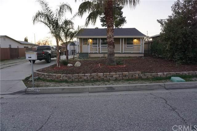 1261 N Almond Way, Banning, CA 92220 (#EV20014872) :: Team Tami