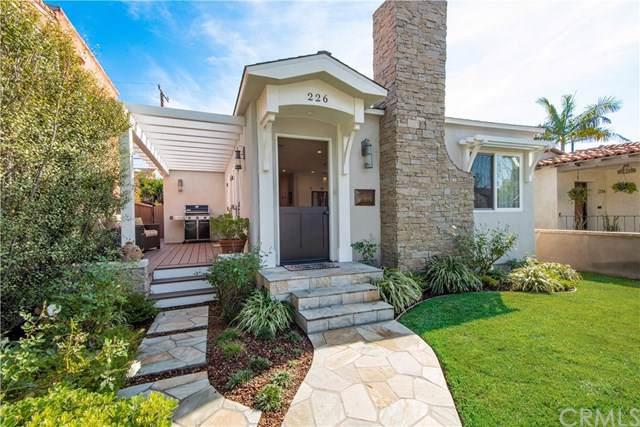 226 Saint Joseph Avenue, Long Beach, CA 90803 (#PW20017344) :: Rogers Realty Group/Berkshire Hathaway HomeServices California Properties