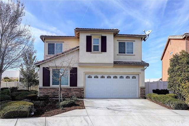 16248 Rendon Court, Victorville, CA 92394 (#OC20017443) :: Team Tami