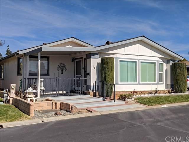 10961 Desert Lawn Drive #141, Calimesa, CA 92320 (#EV20017448) :: Team Tami