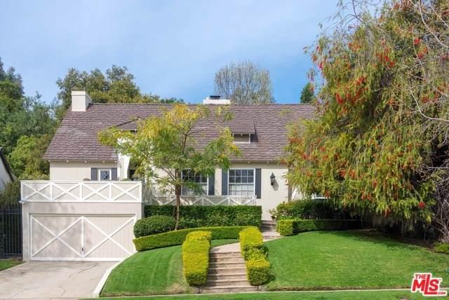 127 S Glenroy Avenue, Los Angeles (City), CA 90049 (#20545778) :: Crudo & Associates